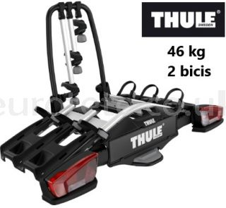 Thule-VeloCompact-924-bike rack-for-2-electric-bikes-easyfold-velospace-trailer-4x4-all-terrain-quads-mountain-picnic-car-1
