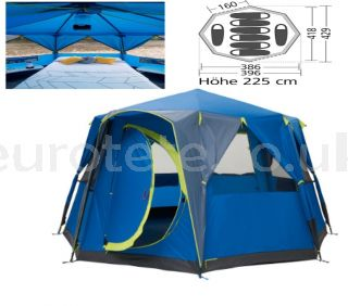 Blue-family-tent-for-8-people-camping-holidays-beach-costa-brava-decathlon-1