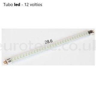 Tubo-28-cm-52-leds-12-voltios-iluminacion-plafon-autocaravana