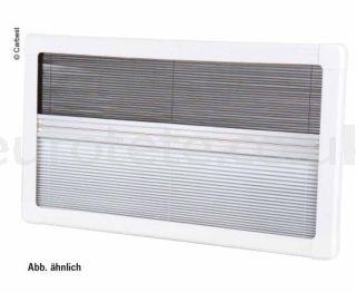800 x 400 ventana oscurecedor y mosquitera con marco Carbest