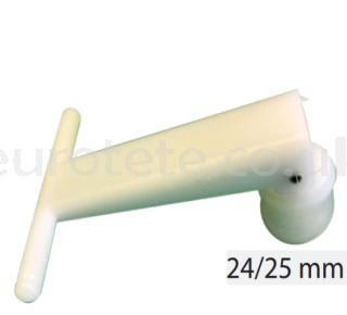 Ventilacion para bidon o deposito agua potable 24 mm - 25 mm 1