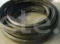 Window rubber 28/32 profile with butyl sealant caravan 6