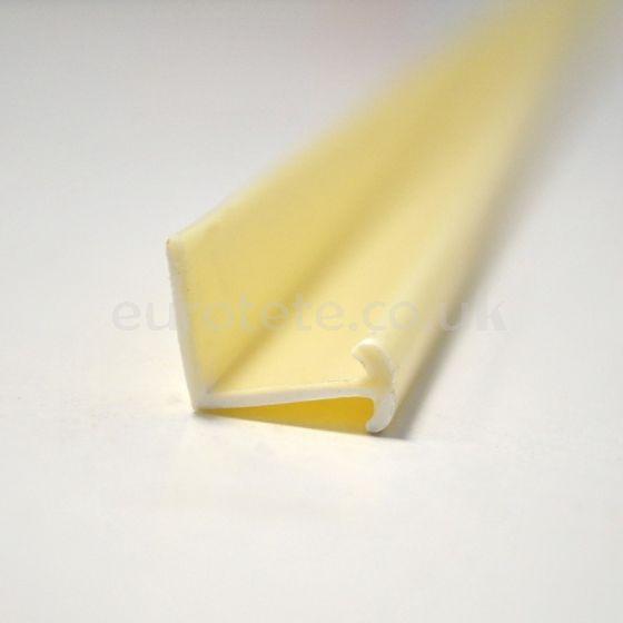 Riel cortina semi flexible de 2.5 metros para camperizar 1