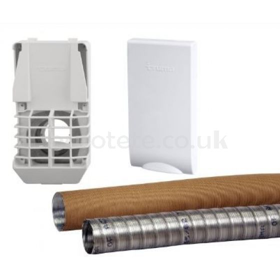 Trumatic S 2200 Truma lid, grid and tube kit