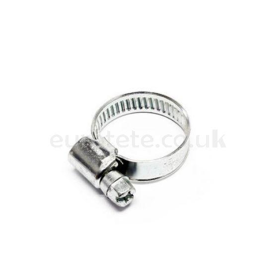 Abrazadera 10 - 16 mm para tubo o manguera