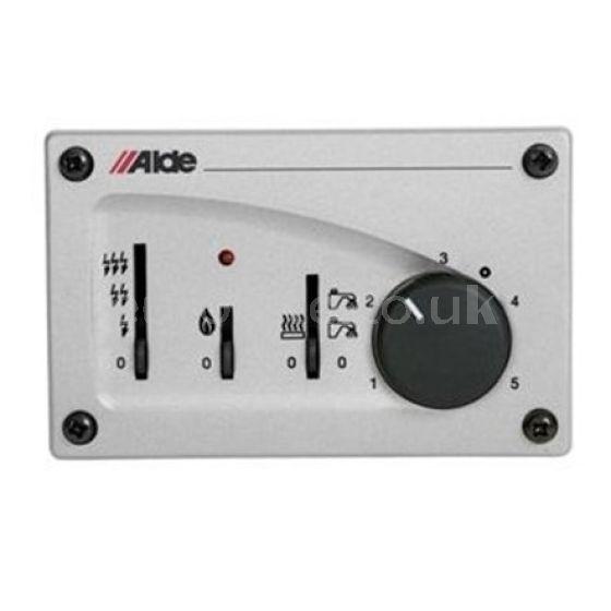 Control panel Alde 3000 boiler heating motorhome