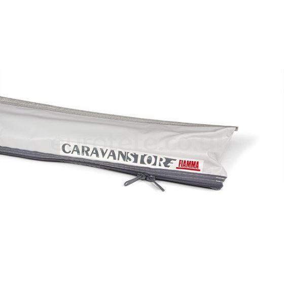 Fiamma Caravanstore 360 gray canvas awning caravan 1
