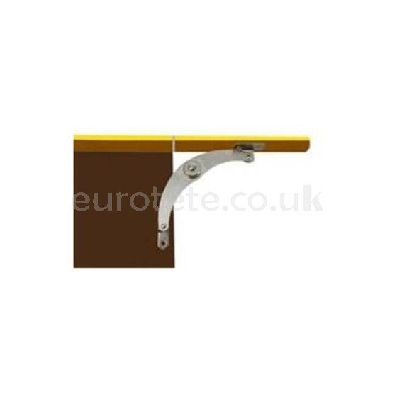 Compas steel retainer loft closet motorhome camper 1