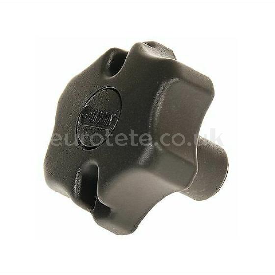 Fiamma Volantino black CB 97 screw carry Pro 98656-291 bike 1