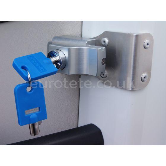 IMC Fiat Ducato + 2006 security lock 2 doors cabin motorhome 1